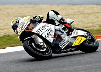Cluzel consigue su primera victoria en Moto2