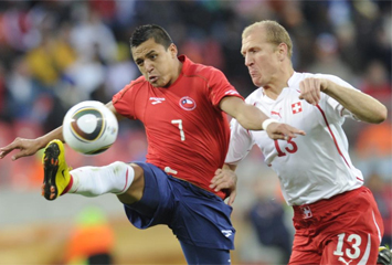 Chile-Suiza