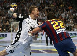 Barcelona y Kiel se volver�n a ver las caras