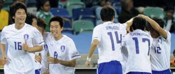 Nigeria 2-2 Corea del Sur