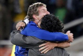 Grecia 0-2 Argentina