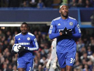 El Chelsea cuida a su jugador