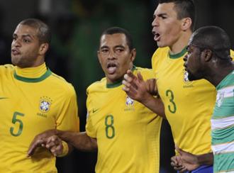 Lucio no se muestra preocupado por los goles encajados