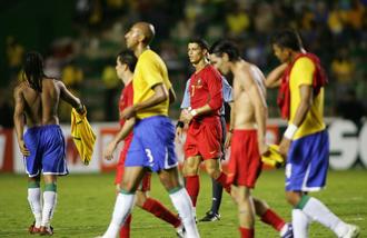 Portugal fue humillada por Brasil en su �ltimo partido