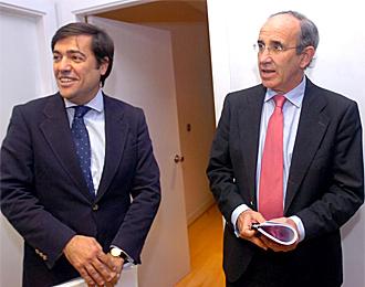 Garc�a Macua y Javier Irureta intentar�n dar suerte al Athletic en la final
