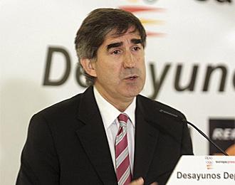 Jordi Bertomeu, director ejecutivo de la Euroliga