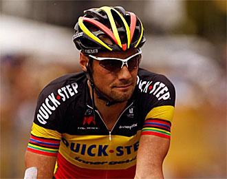 Boonen no participar� en el Tour