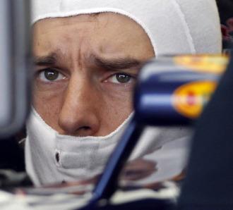 El piloto australiano Mark Webber