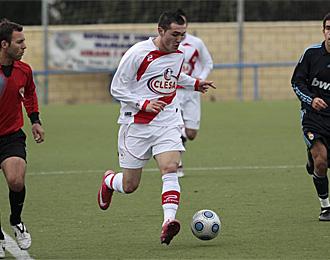 El Rayo Vallecano B jugar� en el grupo II.