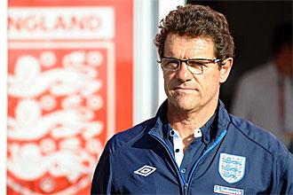 El futuro de Fabio Capello en Inglaterra sigue en el aire