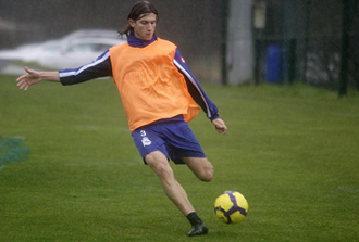 Filipe Luis podr�a acabar en el Calder�n