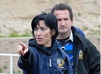 Mar �lvarez, entrenador del Industriales madrile�o, elegida Mejor Entrenadora de Club del A�o