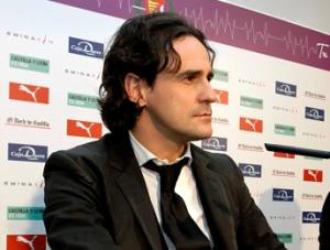 García Calvo en rueda de prensa.