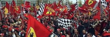 Tifosi de Ferrari