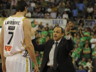 Lavrinovic ha sido objetivo en varias ocasiones de las broncas de Messina desde el banquillo