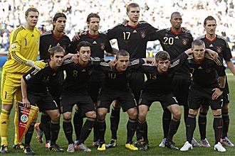 Cinco jugadores repitieron en el once titular de aquel partido en Alemania 2006