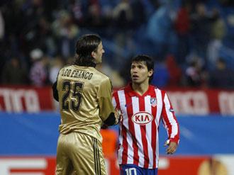 Leo volvió esta temporada al Calderón con el Galatasaray