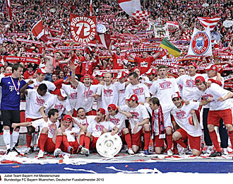 El Bayern, �ltimo campe�n de la Bundesliga