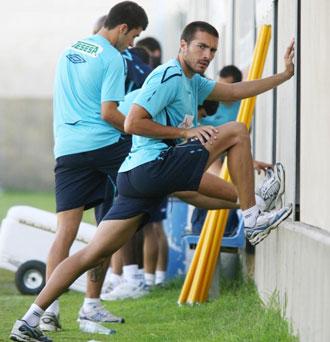 Xavi Torres se va cedido al Levante