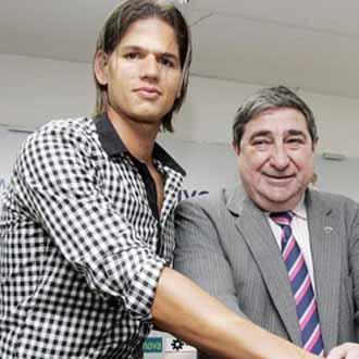 Z� Castro lleg� al club gallego en el verano de 2008