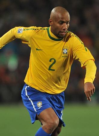 Maicon el deseado jugador brasile�o