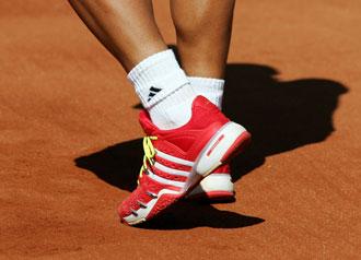 Las nuevas zapatillas de Verdasco