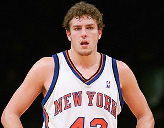 David Lee ya no es un Knick