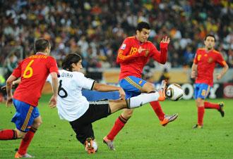 Khedira ha sido clave para Alemania en el Mundial