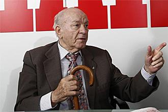 Alfredo Di St�fano, en una imagen de archivo