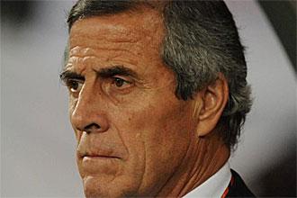 Tabarez, seleccionador de Uruguay