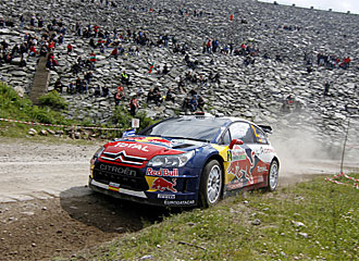 Dani Sordo sigue conservando puesto de podio