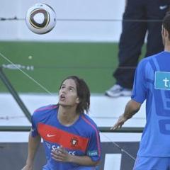 Z� Castro durante un entrenamiento con Portugal
