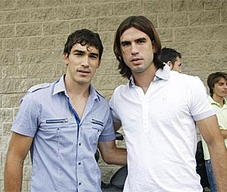 Francis y Cisma, dos de los nuevos fichajes del Barcelona.