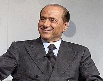 Berlusconi, presidente de Italia