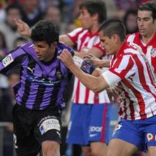 Diego Costa espera entrar en los planes de Quique S�nchez Flores