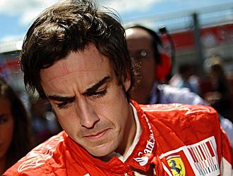 Fernando Alonso sigue confiando en ganar el Mundial.