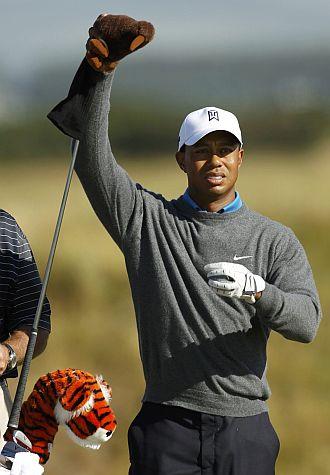Tiger Woods quiere recuperar su gloria en St. Andrews