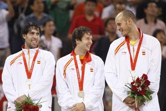 Berni Rodr�guez fue medalla de plata en Pek�n