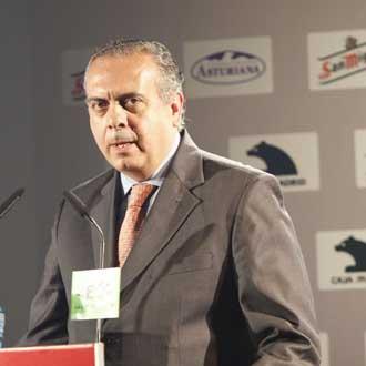 El presidente de la FEB conf�a en los suyos y cree que har�n un buen Mundial