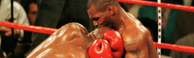 El día en que Tyson le mordió la oreja, y le arrancó un pedazo, a Holyfield