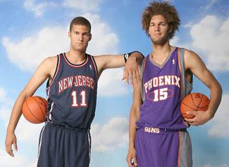 Los dos hermanos L�pez, Brook (Nets) y Robin (Suns) ir�n a la preselecci�n