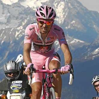 Arroyo llev� la maglia rosa realizando un sue�o