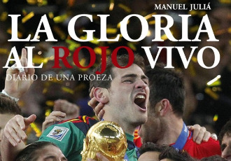 La portada del libro de Manuel Juli�