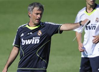Mourinho ya manda en el Real Madrid.