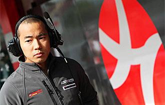 Yamamoto pilotar� un Hispania en Alemania.