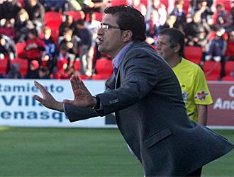 I�aki Alonso, nuevo entrenador del Murcia