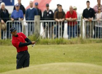 Tiger Woods se mantiene l�der en la clasificaci�n mundial a pesar de su discreta actuaci�n en el British Open