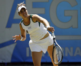 Mar�a Jos� Mart�nez es la primera espa�ola en la WTA