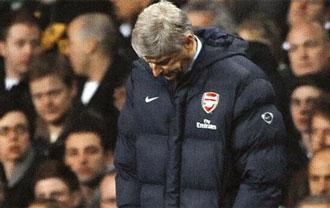 Ars�ne Wenger se niega a que F�bregas se marche al Barcelona