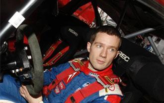 El galo Sebastien Ogier ser� el segundo piloto oficial de Citr�en